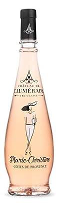 Chateau De L'Aumerade Cuvee Marie Christine Rose Cotes de Provence 2019 Wine, 75 cl