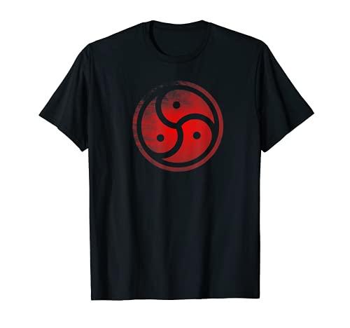 Triskele Typ Shirt Bdsm Emblem T-Shirt