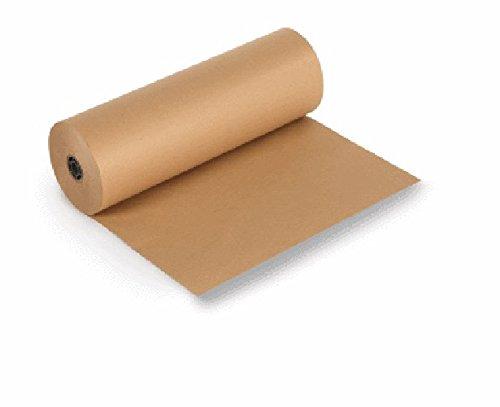 1 rol BOBINA papier KRAFT ECOLOGICA 80 g/m2 Hoogte 50 x 250 cm Lengte AVANA