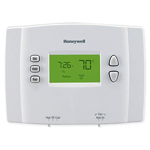 Honeywell RTH2300B1012 RTH2300B 5-2 Day Programmable Thermostat, White