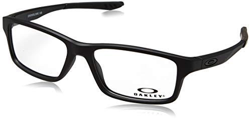 Oakley 0OY8002 Monturas de gafas, Satin Black, 50 para Hombre