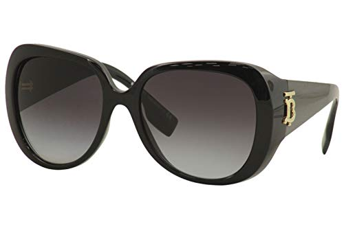 Burberry BE4303 Black/Grey Gradient One Size