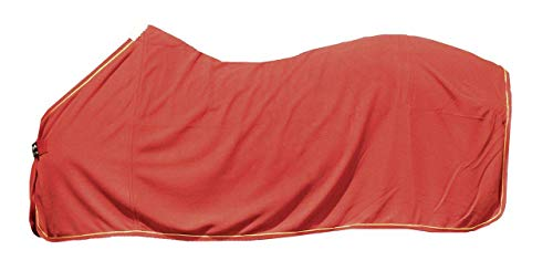 HKM 7901 Couverture en Polaire pour Cheval 75-165 cm