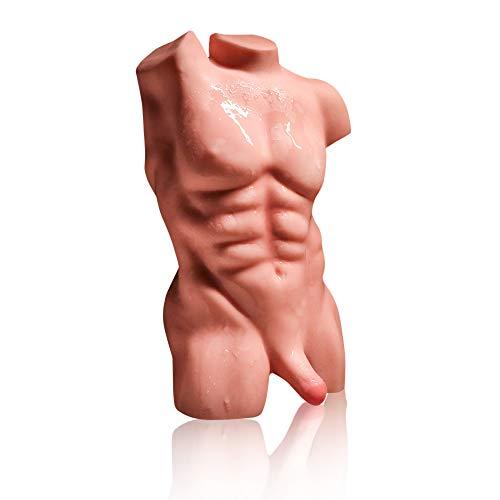 Realistic Tòrso Life Size,Male Mastubration Lifesize Female Lifelike Silicone Men Adult Toys Half Body Female Tǒrso Vǎgināl Men Adult Tōys Hand Free Tǒrsǒ Lǒve Dǒlls