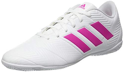 Adidas Nemeziz 18.4 IN, Zapatillas de fútbol Sala para Hombre, Multicolor (Ftwbla/Rossen/Rossho 000), 40 EU