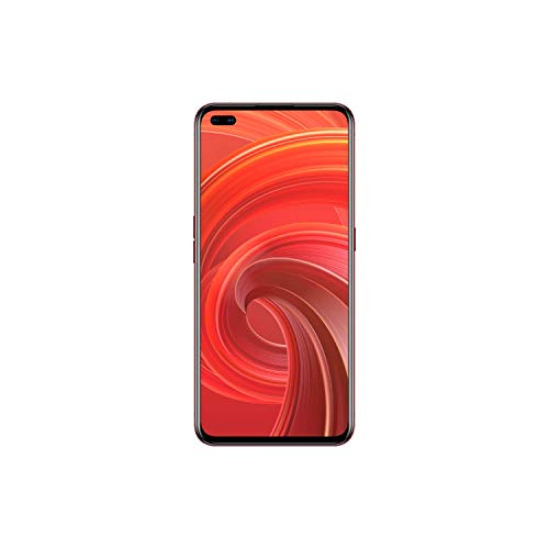 realme X50 Pro 5G- Rust Red, 5G Ready, 12GB+256GB, Sim Free Smartphone, UK Plug and full UK warranty