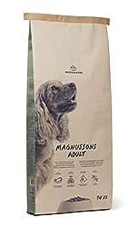 MAGNUSSONS ADULT für erwachsene Hunde mit normaler oder gesteigerter Ativität.