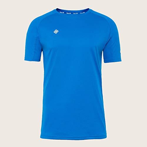 IZAS Laredo T-Shirt à Manches Courtes Homme, Bleu Royal, FR (Taille Fabricant : 5XL)
