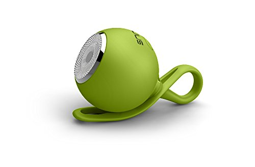 Talius Drop - Altavoz Bluetooth, 3W, Color Verde