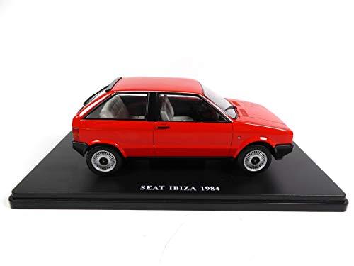 OPO 10 - Coche Salvat 1/24 Seat Ibiza 1984