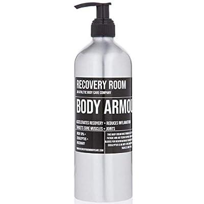 RECOVERY ROOM MSM BODY CREAM - 10% MSM gel and arnica cream  Body cream for Joint Pain Relief   Multi-Purpose Healing Formula   Eczema Psoriasis Irritated Skin   Rejuvenating Skin Renewal