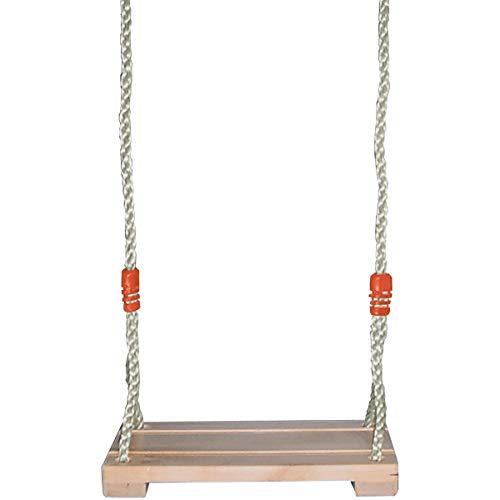 Soulet–101102–Schaukel verstellbar aus Holz–für Portikus der 2,50zu 3,50m