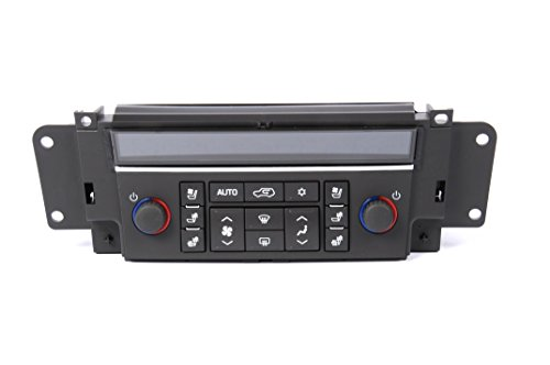 ACDelco GM Original Equipment 15-74162 Heating and Air Conditioning Control Panel with Driver and Passenger Seat Heater