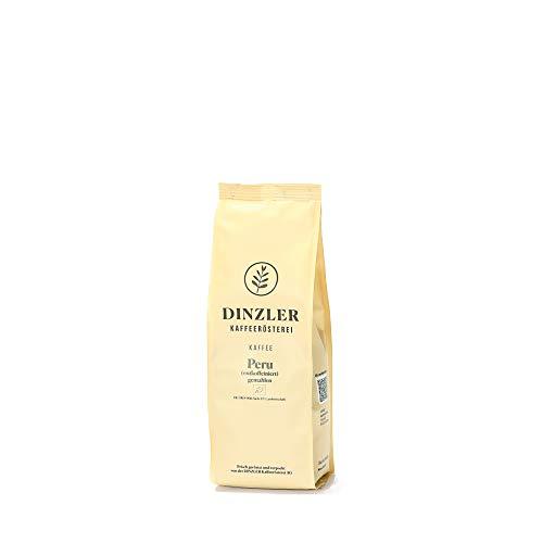 Dinzler Kaffee Peru Organico - ganze Bohne - 250 g - Bio