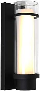Artika Vela Indoor/Outdoor LED-Integrated Sconce Light