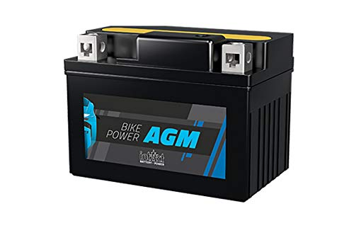 Batería de moto YT12B-BS | AGM Hermética YT12B-4