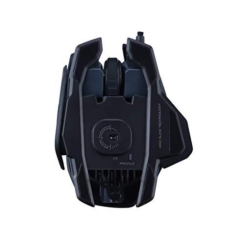 Mad Catz R.A.T. Pro S3 - Ratón (mano derecha, Óptico, USB, 7200 DPI, 8000 pps, Negro)