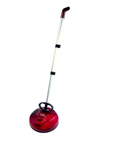 Ewbank CFP700 Cha-Cha 2 Rechargeable Upright and Handheld Cordless Duster Buffer, Red Finish