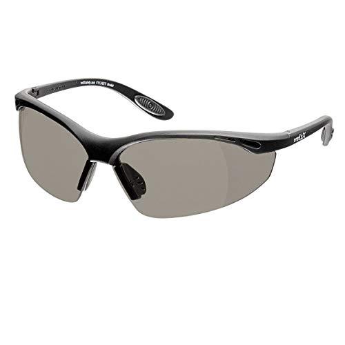 VoltX 'Constructor' (Transparentes Dioptría +2,00) Gafas De Seguridad Con Aumento Total De Lente (No Bifocal), Incluye Cordón Con Tope Regulable + Lente UV400 Con Recubrimiento Antivaho
