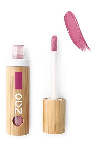 ZAO Lippenstift, 037, Rosenholz, nachfüllbar, vegan, 100 % natürlich