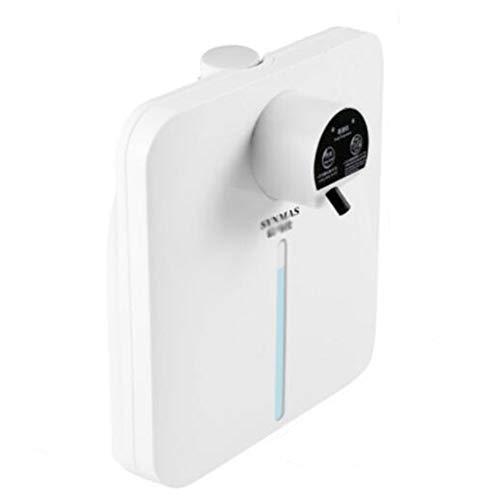 ELLENS Dispensador automático de jabón para Uso Comercial y residencial, Sensor de Movimiento infrarrojo sin Contacto montado en la Pared, 1300 ml / 45 oz