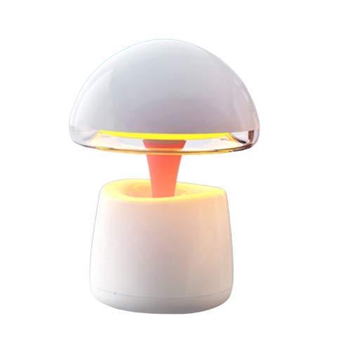 fghrgh Led Nachtlicht,Nachttischlampe Led Smart Bluetooth Lautsprecher Allah Magische Lampe Multifunktions Led Schreibtischlampe Smart Bluetooth Lautsprecher Kreative Wecker A1088