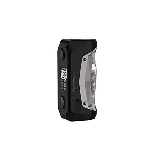 GeekVape Aegis Solo Mod 100W Elektronische Zigarettenschachtel Mod Vape Support Tengu RDA