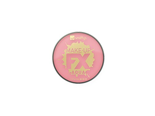Smiffy\'s 39142 Make-up FX, Pink Aqua Face und Body Paint