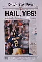 Best detroit free press sports wolverines Reviews