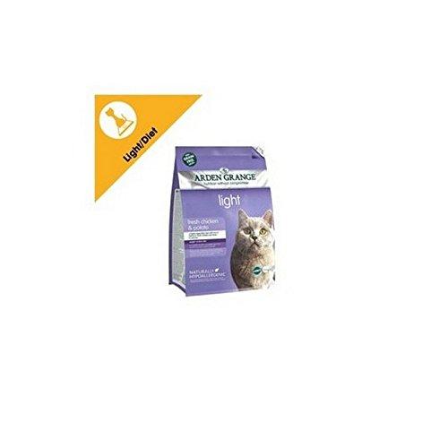 Arden Grange Comida para gatos con pollo (4 kg)
