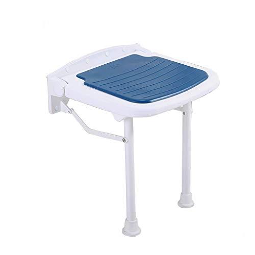 WYJW Bad anti-slip bad stoel douchekruk thermostaat kussen Maximale belasting 300 Kg (grootte: 38 cm / 36,5 cm / 47,5 cm)