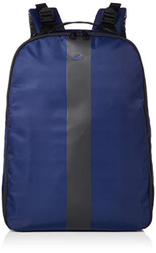 [ラコステ] URBAN TREK センターラインドバックパック NH2895T ブルー One Size