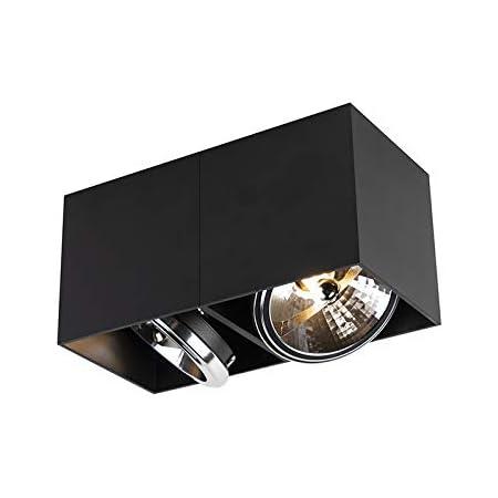 Deckenlampe Deckenleuchte Lampe Leuchte 2 flammig TOP DESIGN M-Z-X-2 Modern Neu