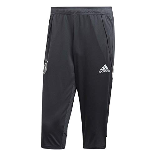 adidas Herren DFB 3/4-Pants 3/4-hose, Carbon, L