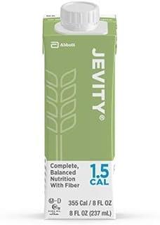 Jevity 1.5 Cal Supplement - 8oz - Case/24