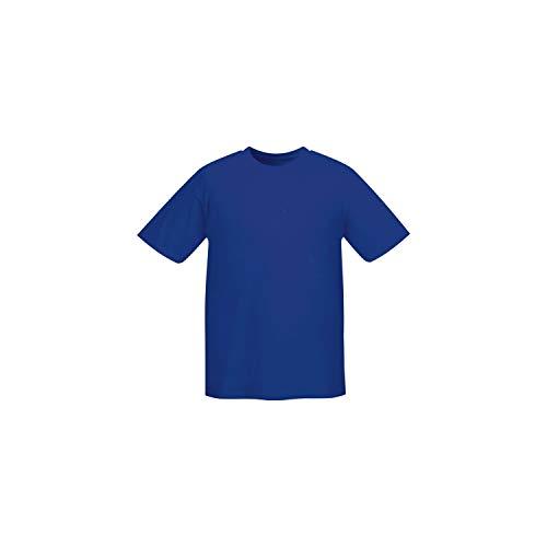 MISEMIYA - Camiseta Uniforme Laboral Industrial Taller MECÁNICO TÉCNICO Fontanero ALBAÑIL- Ref.001 - XL, Azul Royal
