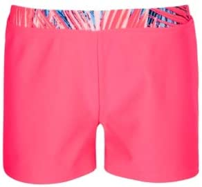 Ideology Big Girls Palm-Waist Boy Shorts, Pink