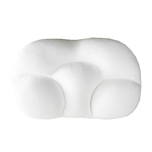 NIBESSER 3D Kopfkissen Ultraleicht Körper Kissen Liegeposition Bequem Frei Verstellbar Cute Cushion Pillow Rückenstütze für Ausruhen
