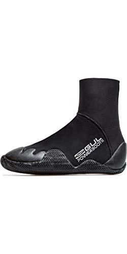 GUL Stivale Junior 5mm Power Wetsuit Boot BO1264-B8 - Nero - Unisex