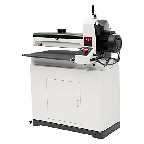 JET JWDS-2550 Drum Sander With Closed Stand (723544CSK)