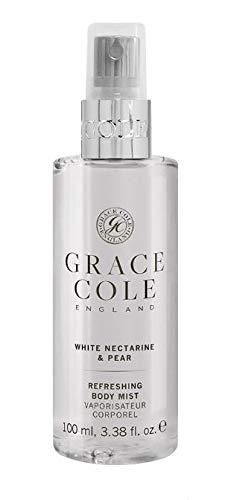 Grace Cole Body mist White Nectarine & Pear, 100 ml