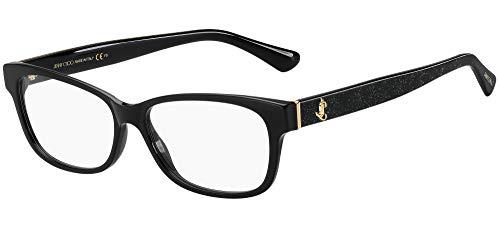 Jimmy Choo Gafas de Vista JC278 Black 52/15/145 mujer