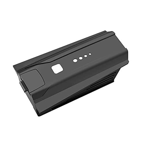 Drone med vuxen kamera HD GPS 4K Professionell HD 1080p WiFi FPV App Fjärrkontroll Triaxial Anti-Shake Gift Drone Toy (Svart) (Color : Original battery)