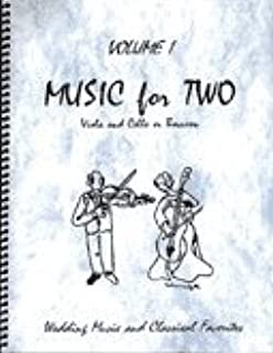 Music for Two, Volume 1 for Viola and Cello or Bassoon