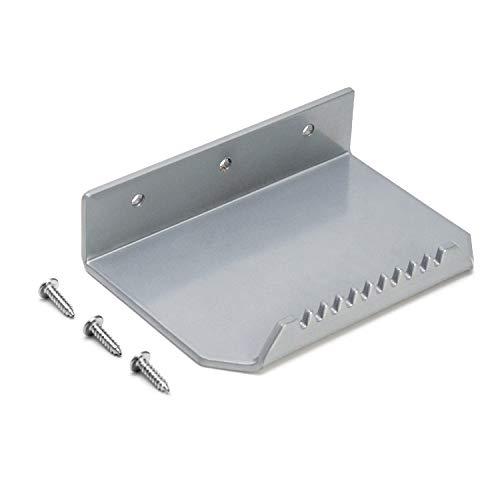 QWORK Touchless Hands Free Door Opener, No-Contact Foot-Operated Door Opener, 3mm Thick Metal,Including Full Kit