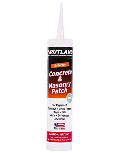 Rutland Products Concrete & Masonry Patch-10.3 Cartridge, 10.3 fl. oz