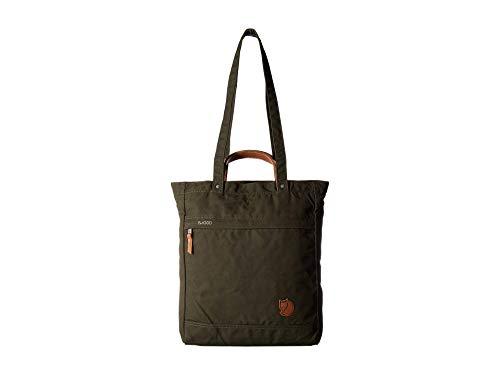 Fjällräven Totepack No. 1 Backpack, Deep Forest, OneSize