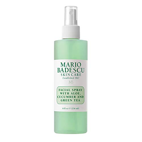 Mario Badescu Facial Spray With Aloe, Cucumber And Green Tea - For All Skin Types 236ml