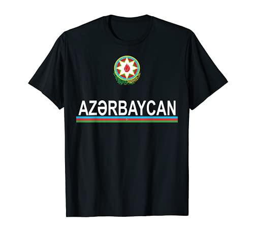 Azerbaijan National Azerbaycan Language T-shirt