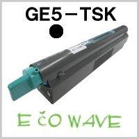 【リサイクル品】 CASIO カシオ GE5-TSK (ブラック) (GE5TSK) (ge5-tsk) (ge5tsk) リサイクルトナーカートリッジ 【国内・国産】
